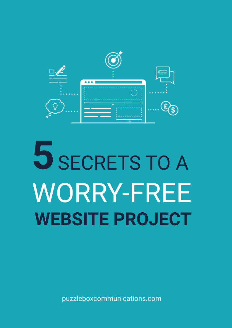 5 Steps To A Winning Website Project -US Version