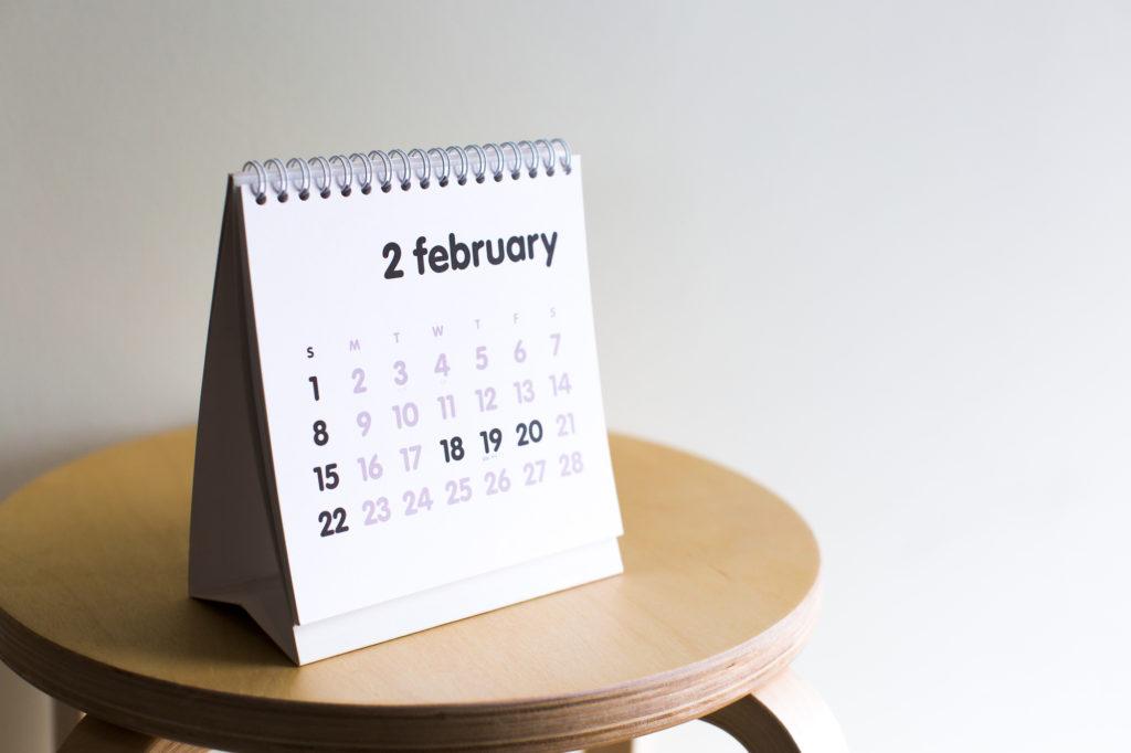 blog editorial calendar, www.puzzleboxcommunications.com