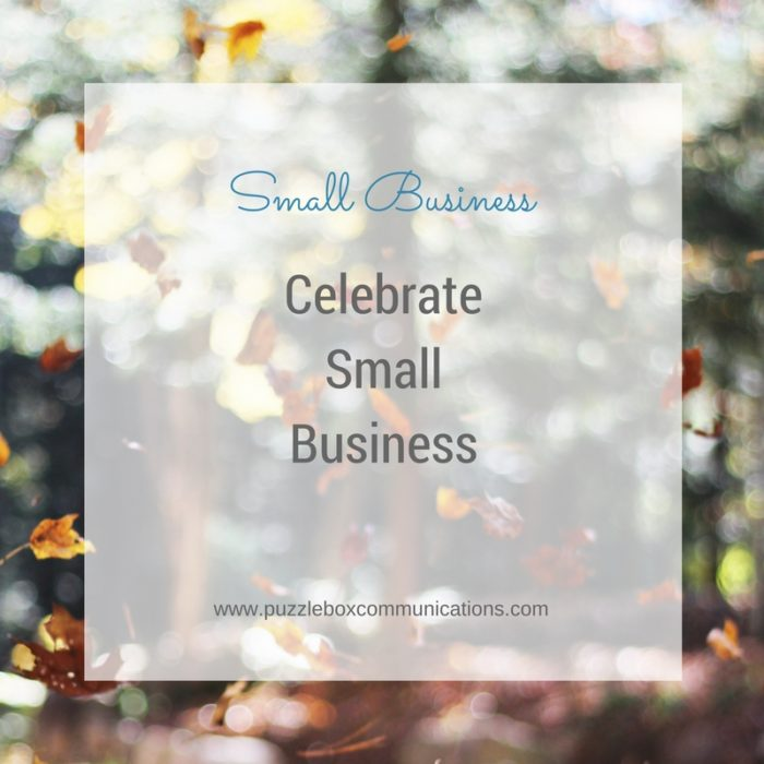 celebrate small business
