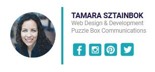 customize the borders, puzzleboxcommunications.com